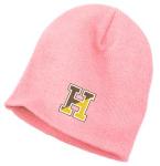 Pink Knit Cap - $12