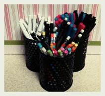 Pencils & Pens