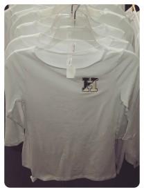 White Ladies 1/2 Sleeve Shirt - $22