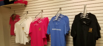 Ladies White or Pink 1/2 sleeve $22/ Blue #hillienation $15/ Black or White Polo $25