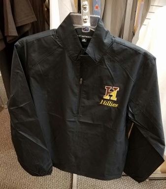 Black Windbreaker - $30