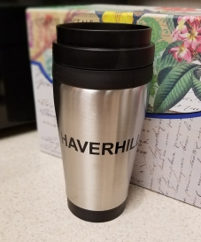 Stainless Travel Mug - $7