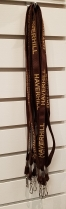 Brown Haverhill Lanyard - $3