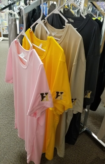 Sport Wicking Shirts: Ladies/Mens Cuts - $15