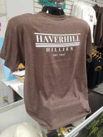Brown Haverhill Tee